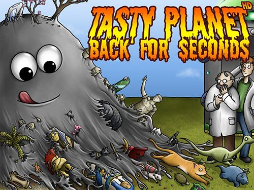 Download Tasty planet: Back for seconds iPhone free game.