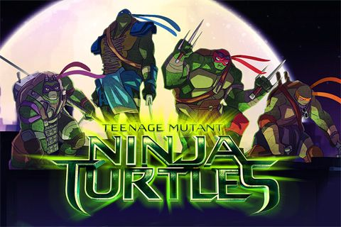 Screenshots of the Teenage mutant ninja turtles game for iPhone, iPad or iPod.