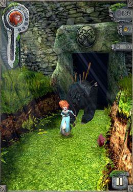 Screenshots of the Temple Run: Brave game for iPhone, iPad or iPod.