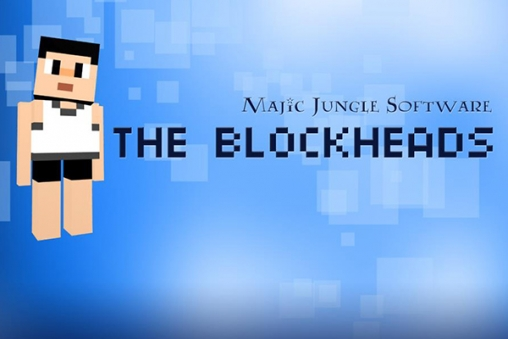Download The blockheads iPhone free game.