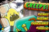 In addition to the game LEGO Batman: Gotham City for iPhone, iPad or iPod, you can also download The Creeps! for free