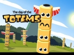 In addition to the game Wormix for iPhone, iPad or iPod, you can also download The day of the totems for free