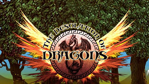 Download The desolation of dragons iPhone free game.