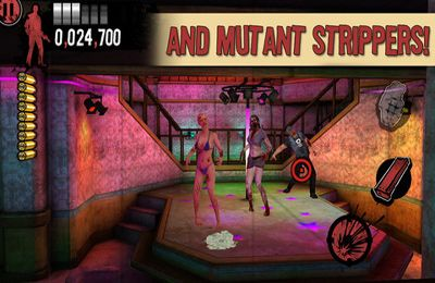 The House of the Dead: Overkill - The Lost Reels - iPhone game