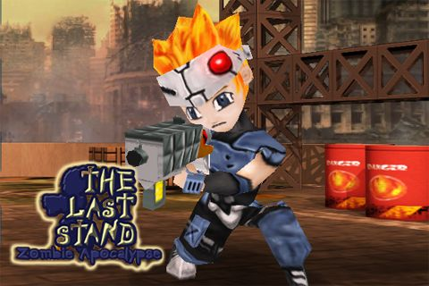 Download The last stand: Zombie apocalypse iPhone free game.