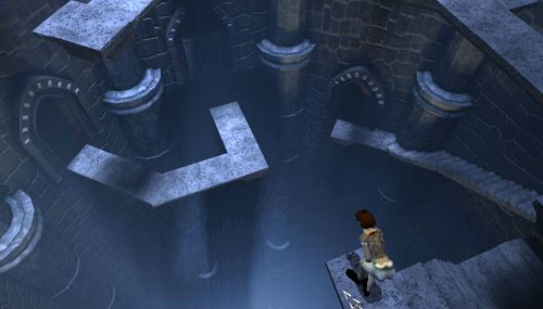 Screenshots of the The Longest journey game for iPhone, iPad or iPod.