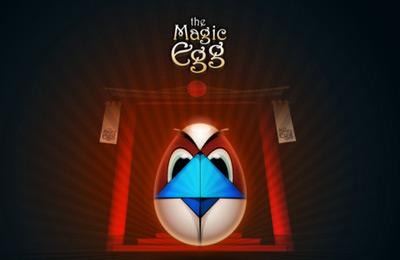 Screenshots of the The Magic Egg game for iPhone, iPad or iPod.