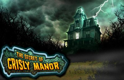 Screenshots of the The Secret of Grisly Manor game for iPhone, iPad or iPod.