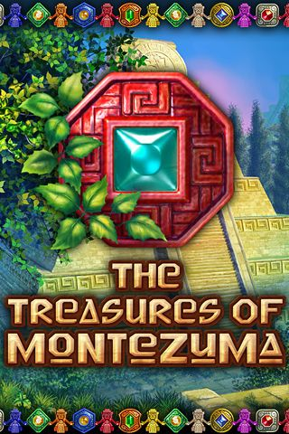Download The treasures of Montezuma iPhone free game.