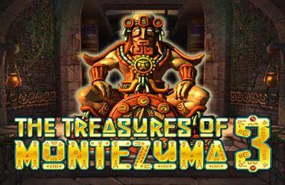 Screenshots of the The Treasures of Montezuma 3 HD game for iPhone, iPad or iPod.