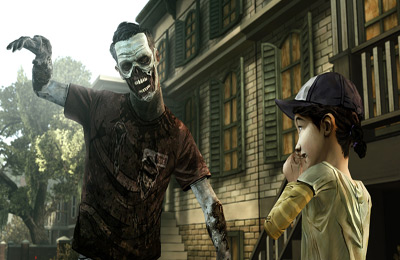 Screenshots of the The Walking Dead. Episode 3-5 game for iPhone, iPad or iPod.