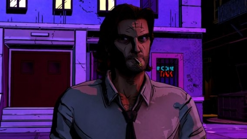 Screenshots of the The Wolf Among Us game for iPhone, iPad or iPod.