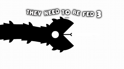 Download They need to be fed 3 iPhone free game.