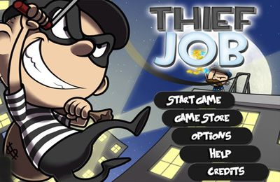 Download Thief Job iPhone free game.