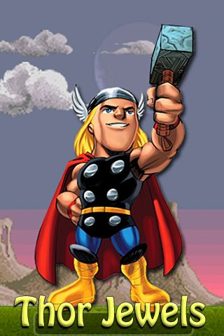 Download Thor jewels iPhone free game.