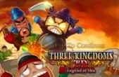 In addition to the game Pou for iPhone, iPad or iPod, you can also download Three Kingdoms TD – Legend of Shu for free