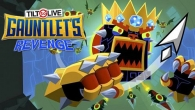 In addition to the game Shark Dash for iPhone, iPad or iPod, you can also download Tilt to live: Gauntlet's revenge for free