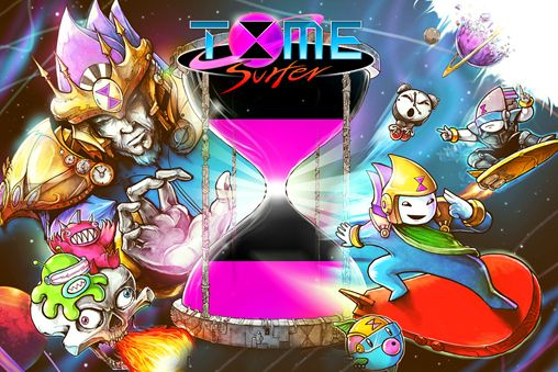 Download Time surfer iPhone free game.