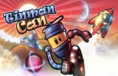 In addition to the game Iron Man 3 – The Official Game for iPhone, iPad or iPod, you can also download Tin Man Can for free