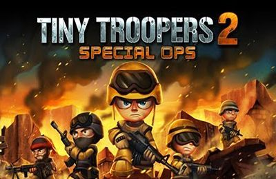 Download Tiny Troopers 2: Special Ops iPhone free game.