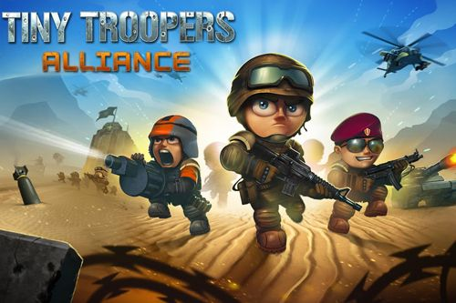 Download Tiny troopers: Alliance iPhone free game.