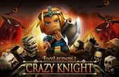 In addition to the game Great Big War Game for iPhone, iPad or iPod, you can also download Tiny Legends: Crazy Knight for free