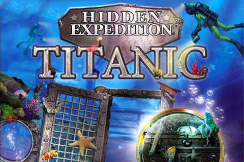 Screenshots of the Titanic: Hidden expedition game for iPhone, iPad or iPod.