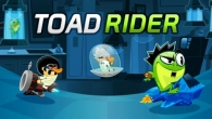 In addition to the game Fast and Furious: Pink Slip for iPhone, iPad or iPod, you can also download Toad rider for free