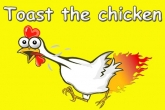 In addition to the game Pou for iPhone, iPad or iPod, you can also download Toast the chicken for free