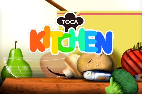 Download Toca: Kitchen iPhone free game.