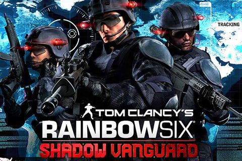 Download Tom Clancy's Rainbow six: Shadow vanguard iPhone free game.