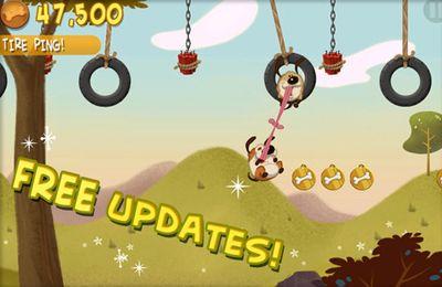 Tongue Tied! - iPhone game screenshots. Gameplay Tongue Tied!.