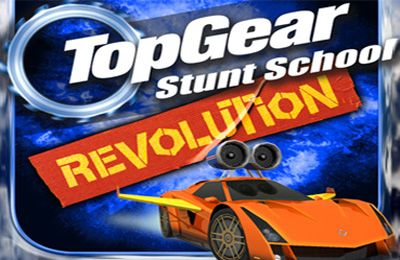 Screenshots of the Top Gear: Stunt School Revolution game for iPhone, iPad or iPod.
