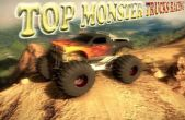 In addition to the game Blood Run for iPhone, iPad or iPod, you can also download Top Monster Trucks Racing Pro for free
