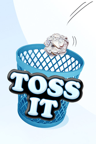 Download Toss it iPhone free game.
