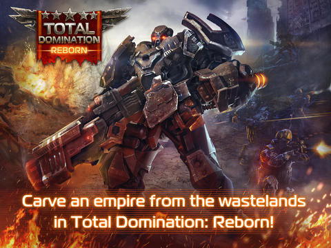 Download Total Domination - Reborn iPhone free game.