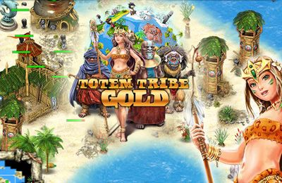 Download Totem Tribe Gold iPhone free game.