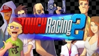 Download Touch racing 2 iPhone free game.