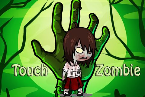 Download Touch zombie iPhone free game.