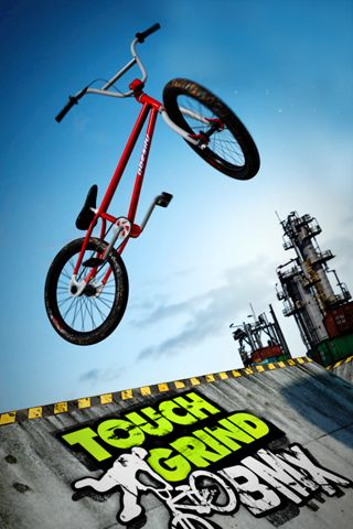 Download Touchgrind BMX iPhone free game.