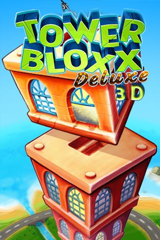 Download Tower bloxx: Deluxe 3D iPhone free game.