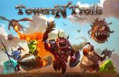 In addition to the game CHAOS RINGS II for iPhone, iPad or iPod, you can also download Towers N' Trolls for free