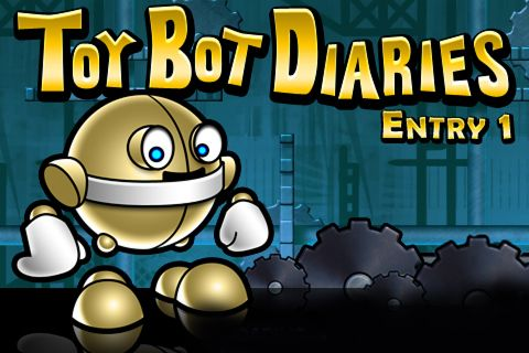 Download Toy bot diaries. Entry 1 iPhone free game.