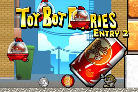 Download Toy bot diaries 2 iPhone free game.