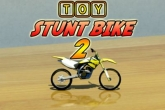 In addition to the game  for iPhone, iPad or iPod, you can also download Toy Stunt Bike 2 for free