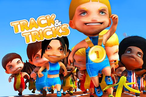 Screenshots of the Track & tricks game for iPhone, iPad or iPod.