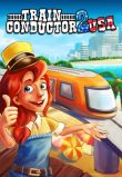 In addition to the game  for iPhone, iPad or iPod, you can also download Train Conductor 2: USA for free