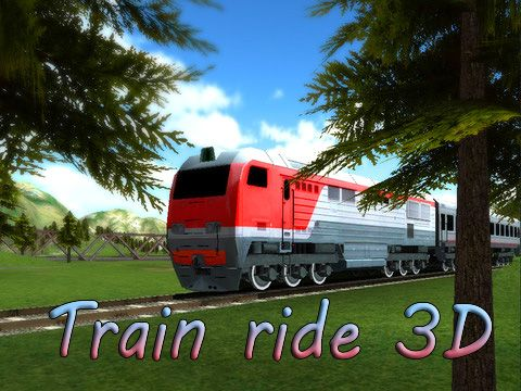 Download Train ride 3D iPhone free game.