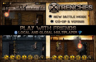 Screenshots of the Trenches game for iPhone, iPad or iPod.