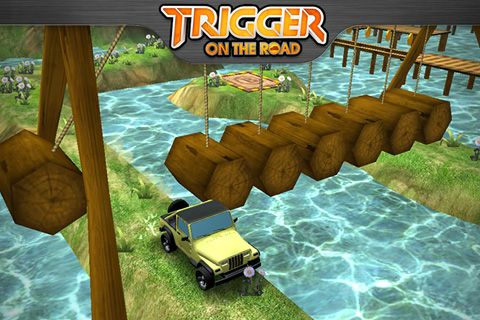 Download Trigger on the road iPhone free game.